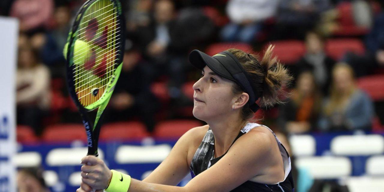 Tournoi de Rome: Belinda Bencic  éliminée