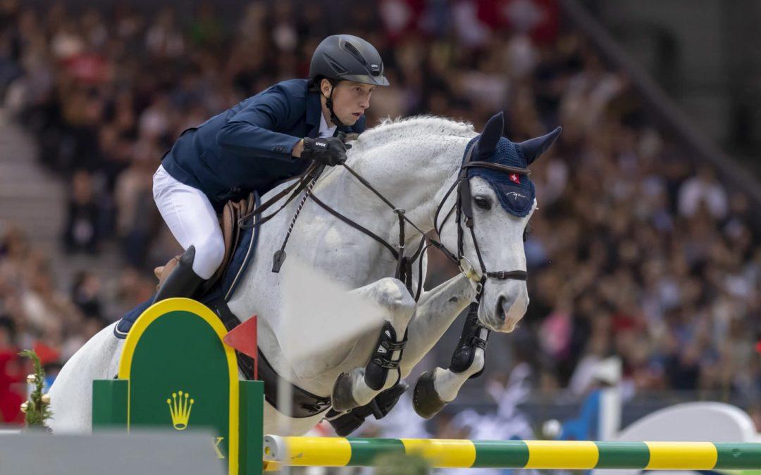 Martin Fuchs décroche une victoire de prestige à Genève