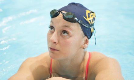 La Zurichoise Maria Ugolkova décroche l'argent sur le 200 m 4 nages