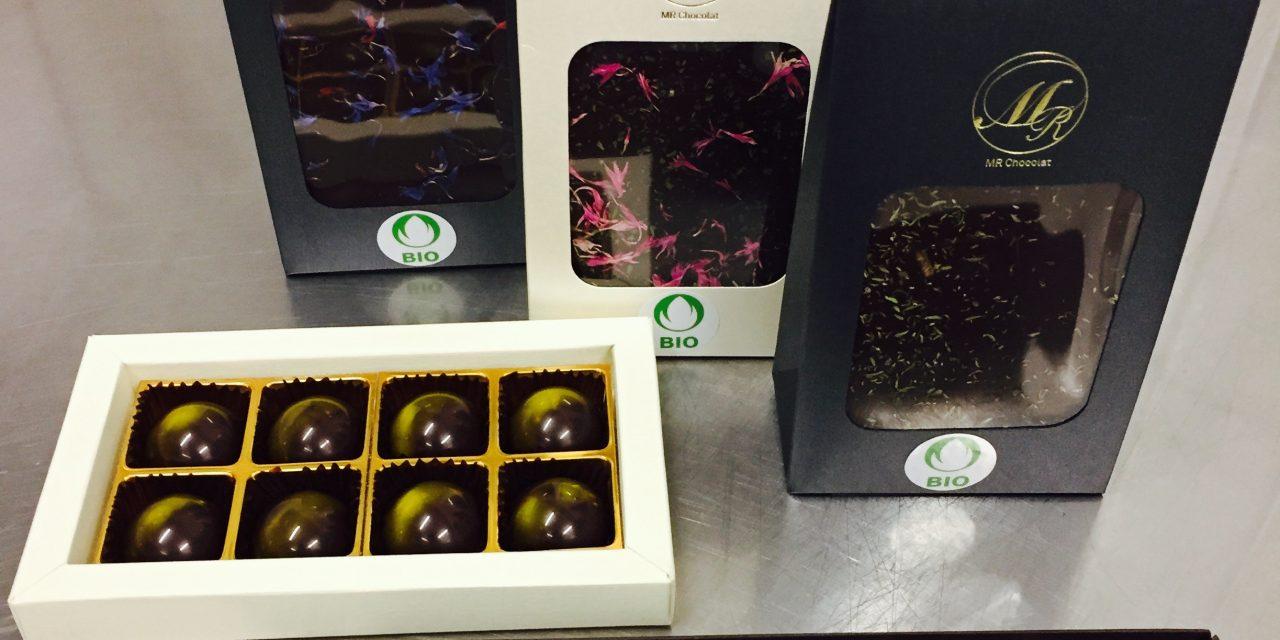 MR Chocolat, premier chocolatier certifié Bio Bourgeon en Suisse