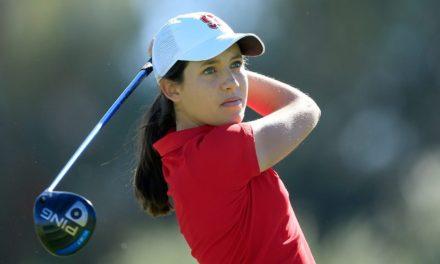 Albane Valenzuela sera présente au prochain Ladies PGA Tour 2020