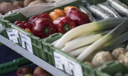La consommation bio progresse dans toute la Suisse