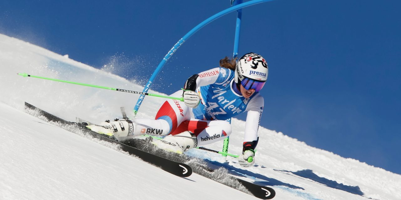 Camille Rast | Le sport Suisse on the Web