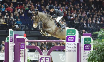 Équitation – FEI Coupe du Monde Saut d'Obstacles – Ligue d'Europe de l'Ouest – Bâle