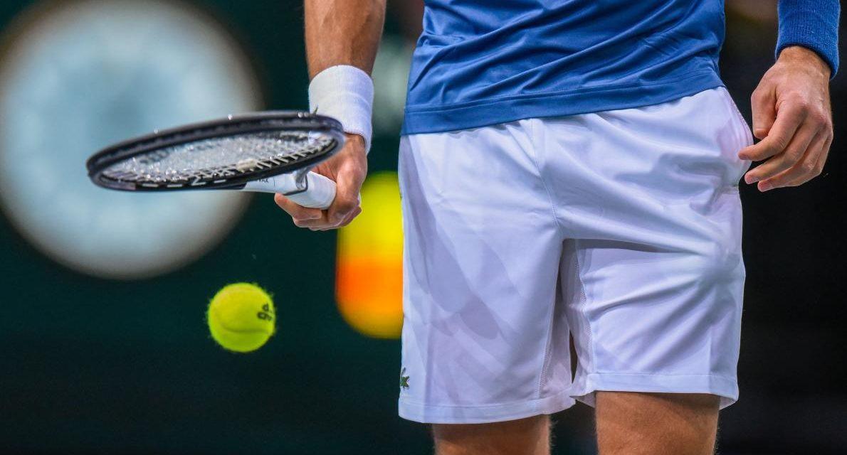 Tennis : Nouveau scandale de paris truqués
