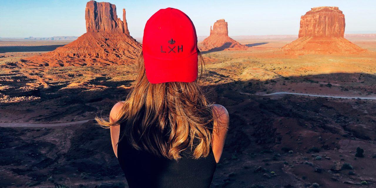 LXH : la casquette Sport Chic a la Française