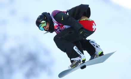 Jan Scherrer remporte la médaille de bronze aux X-Games