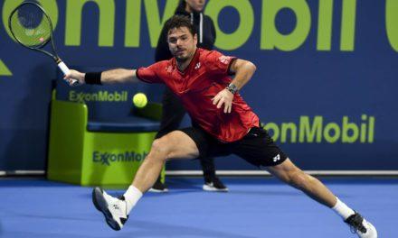 Doha : Wawrinka battu en demi-finale