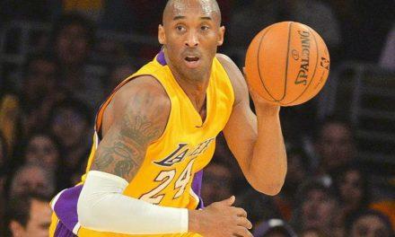 Disparition de Kobe Bryant
