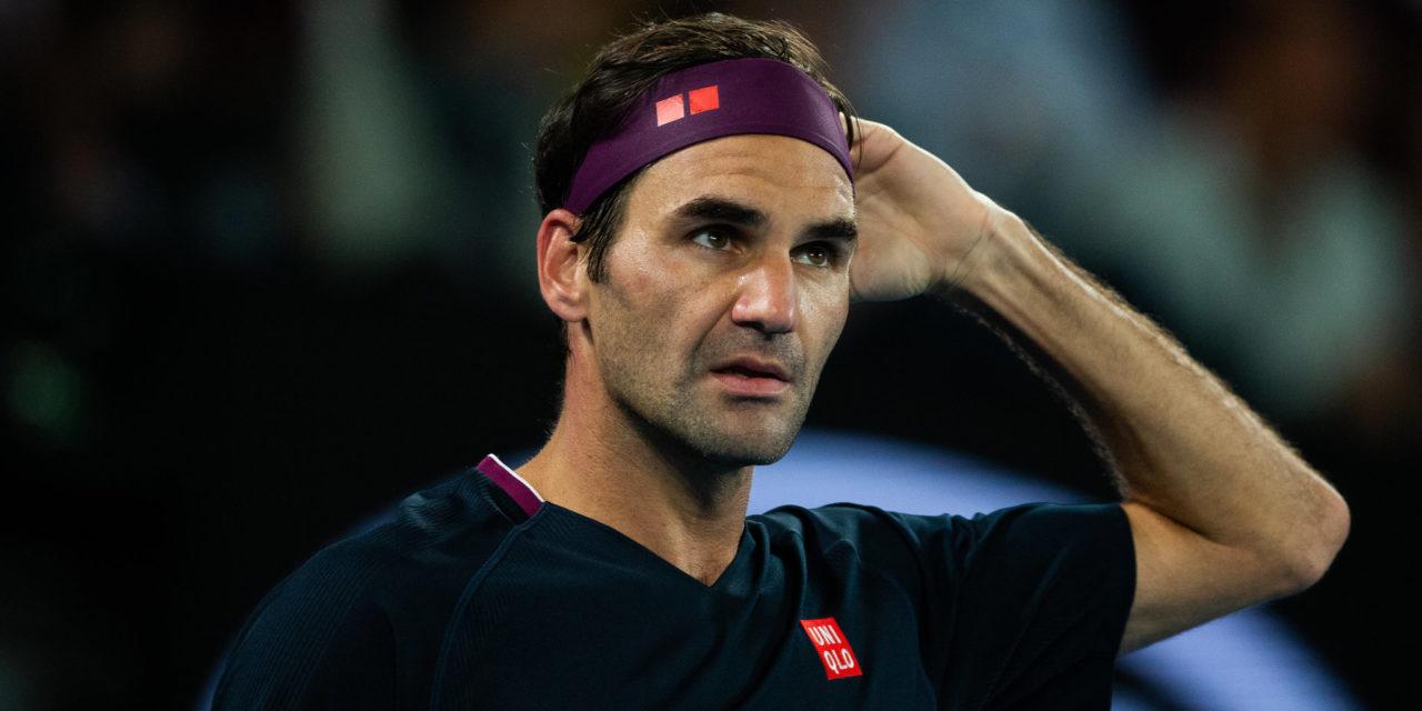 Roger Diminué s'incline en demi-finale de l'open d'Australie Face au Serbe Djokovic