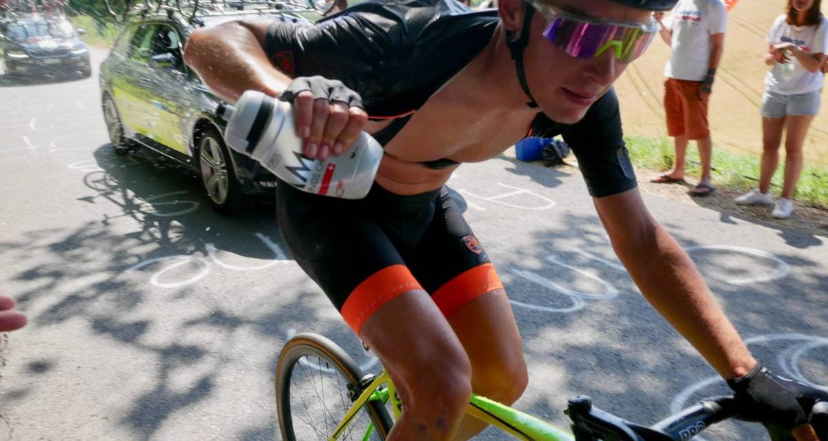 Simon Pellaud meilleur cycliste valaisan
