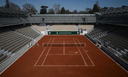 Le tournoi de Roland-Garros reporté à fin septembre
