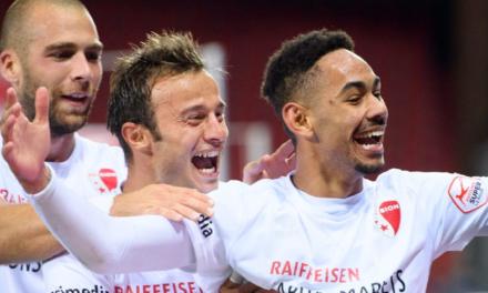 Le sport suisse revient ENFIN!
