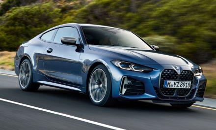 Nouvelle BMW série 4