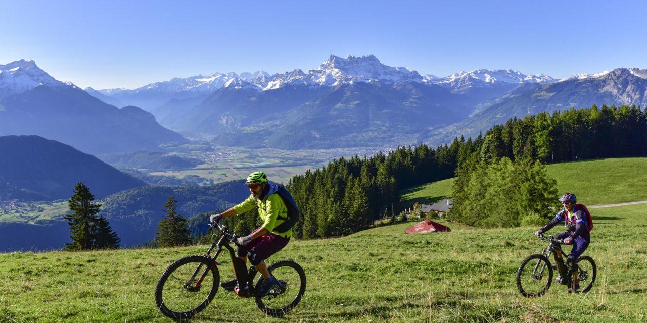 Mondiaux de VTT 2025: les sept destinations en Valais sont connues