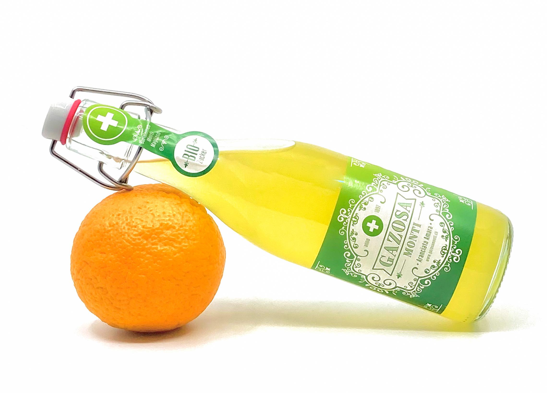 gazosa monti orange