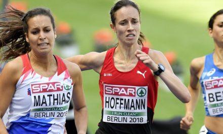 Athlétisme: Lore Hoffmann explose son record sur 800 mètres