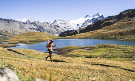 Course à pied: les favoris ont bien entamé le SwissPeaks