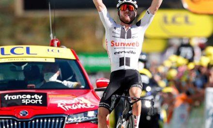Tour de France Marc Hirschi: «c'est comme dans un rêve»