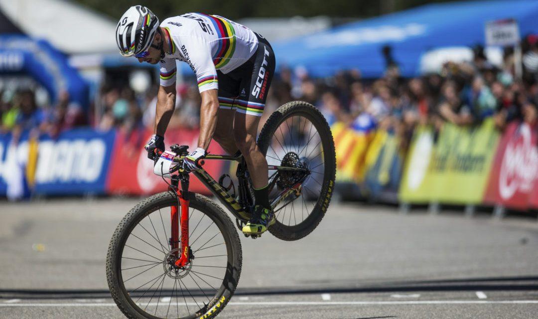 VTT: Schurter champion d'Europe à Monteceneri