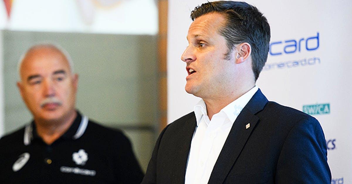 Gymnastique: le patron de l'élite, Felix Stingelin, démis de ses fonctions