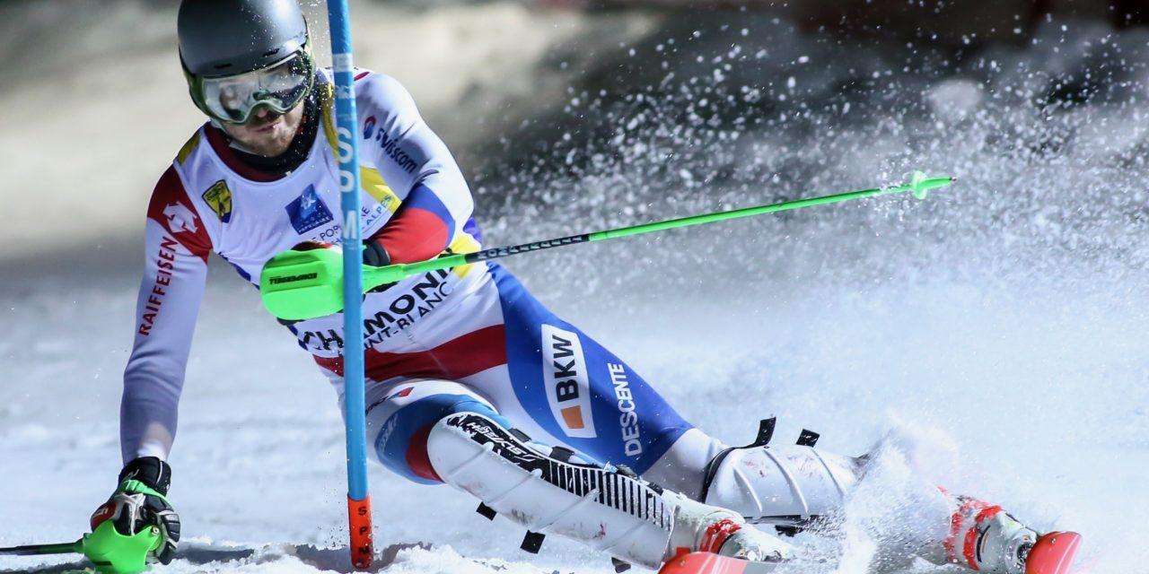 Marco Reymond champion de Suisse