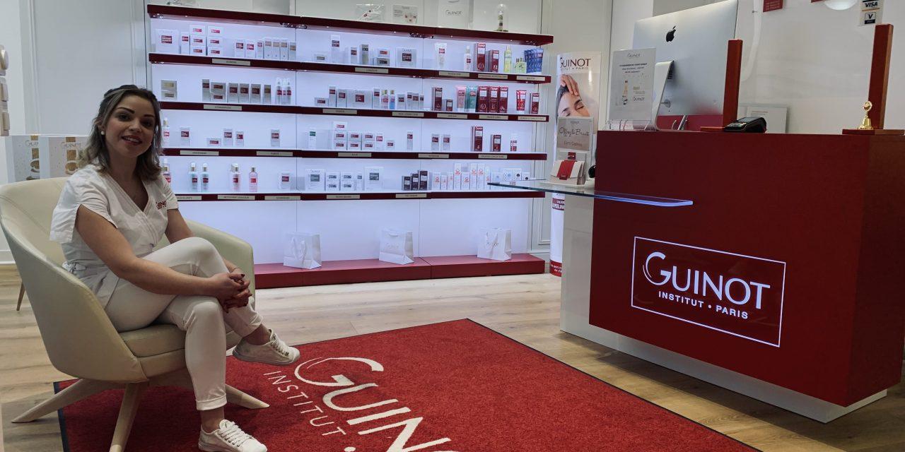 La célèbre marque Guinot installe son réseau d'Instituts en Suisse !