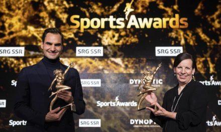 Les Sports Awards ont récompensé Roger Federer, Vreni Schneider et Jean-Pierre Egger
