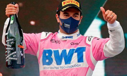 Formule 1:  premier succès pour Sergio Perez, après une course de folie