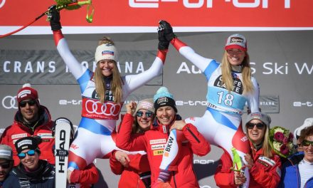 Ski alpin: Fabuleux doublé,aux Mondiaux de Cortina.