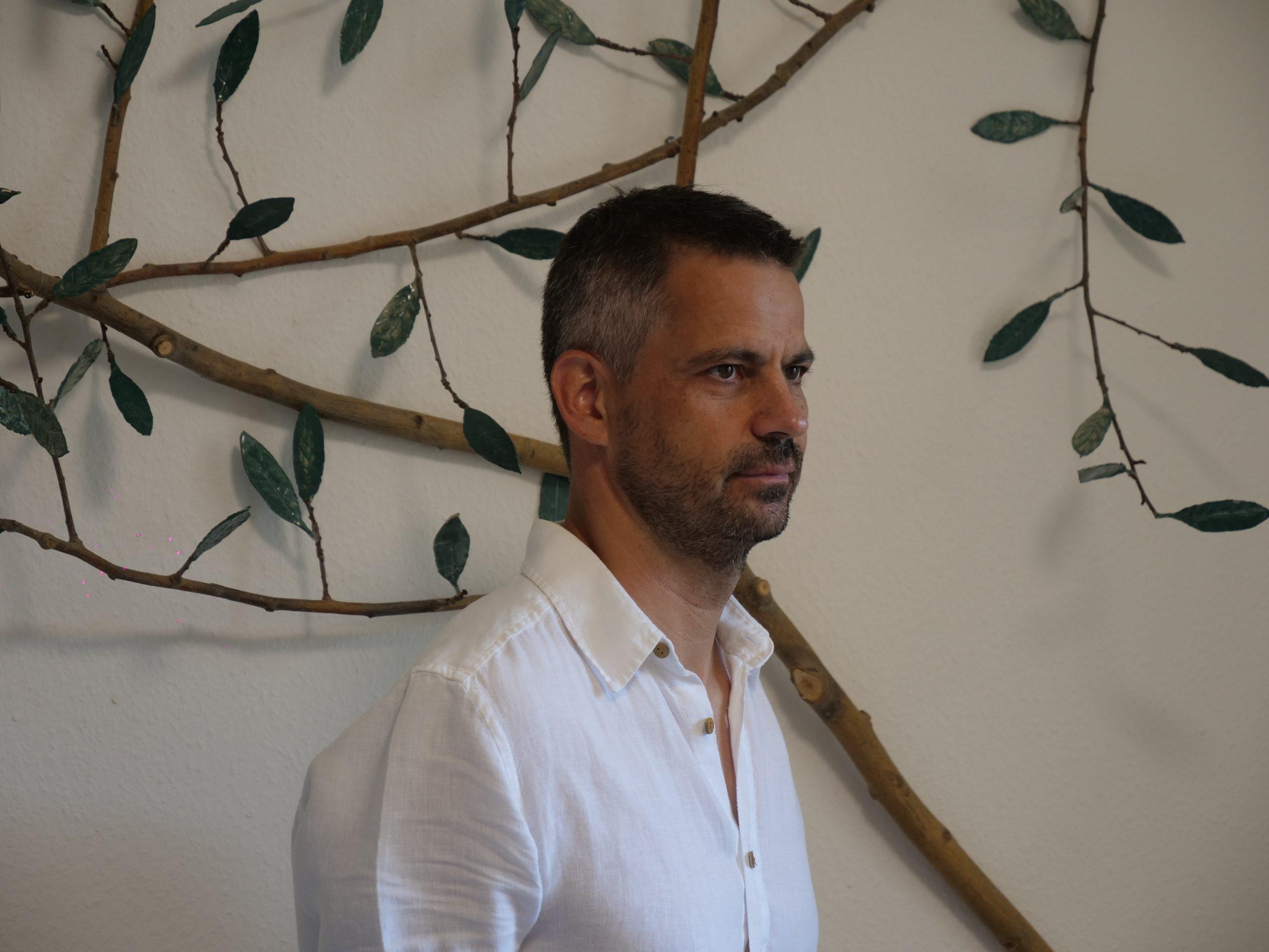 Ludovic Favre : Naturopathe – Réflexologue