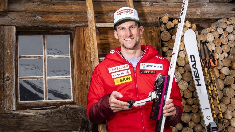 Bastien Dayer remporte  la Coupe du monde de télémark