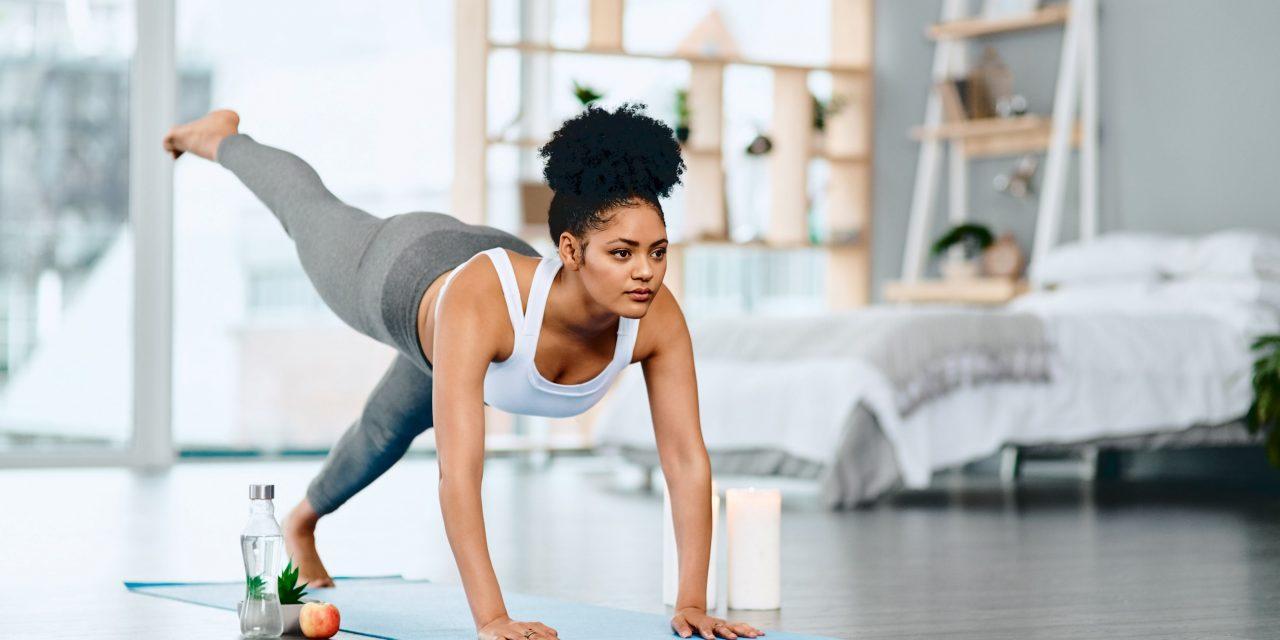 Du Pilates pour travailler les muscles en profondeur