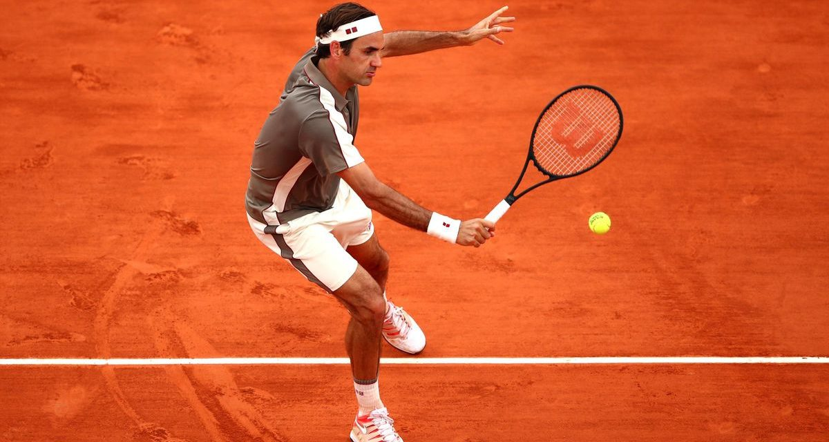 Roger Federer présent  au Geneva Open