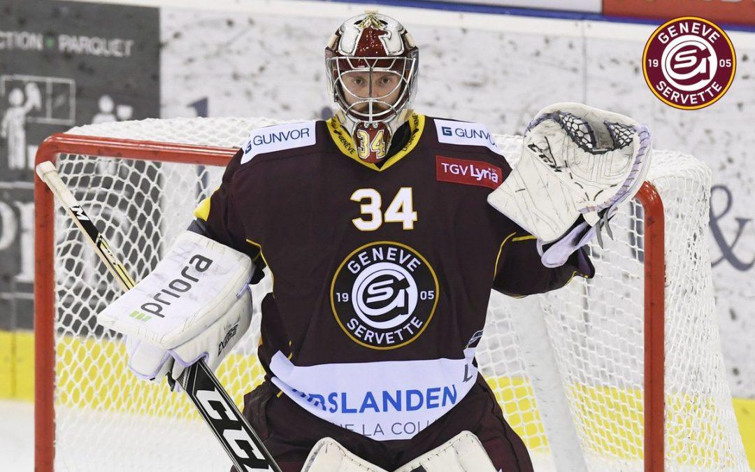 Hockey – National League: Genève s'impose face à Lugano