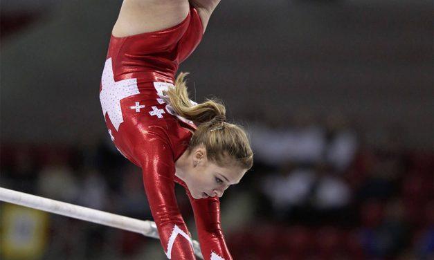 Gymnastique artistique: l'or pour Giulia