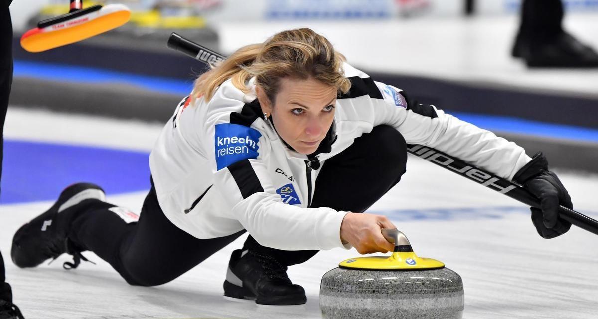 Mondial de curling : 9e succès en seulement  10 matches pour la Suisse