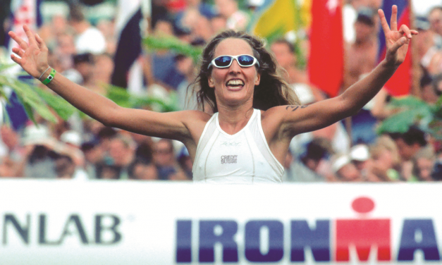 Ironman : Natascha Badmann intronisée au Hall of Fame