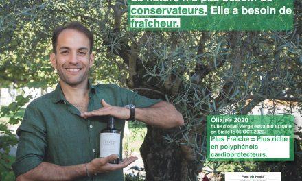 Huile d'olive Ólixir