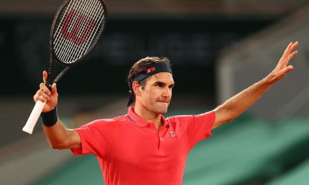 Roger Federer, jusqu'au bout de la nuit