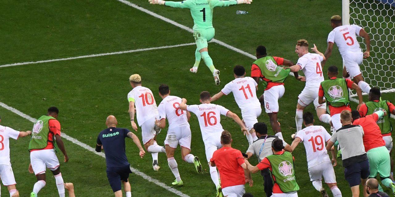 La Suisse sort les Champions du monde!