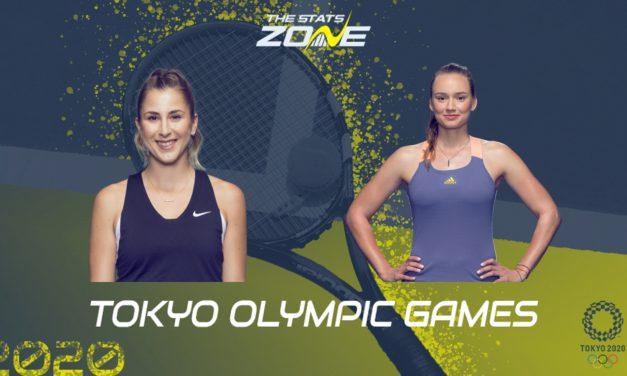 JO DE TOKYO:En tennis, la Suisse aura deux médailles!