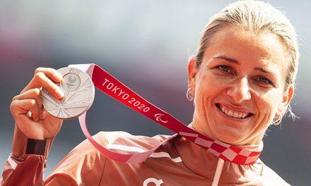 JEUX PARALYMPIQUES:La Suissesse Manuela Schär décroche l'or, Catherine Debrunner le bronze.