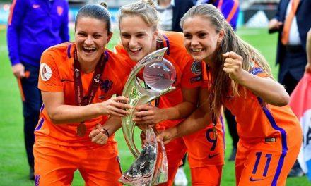 Dotations doublées pour l'Euro féminin en 2022
